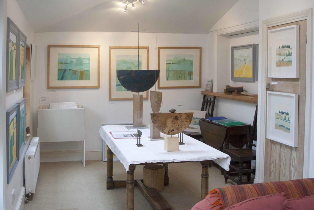 David O'Connor's Studio
